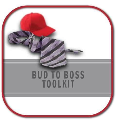 Bud to Boss Toolkit for new leaders and supervisors