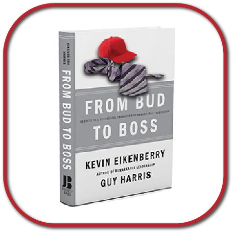 From Bud to Boss book for new leaders and supervisors