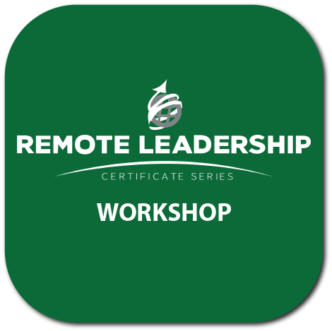 Remote Leadership Certificate Series